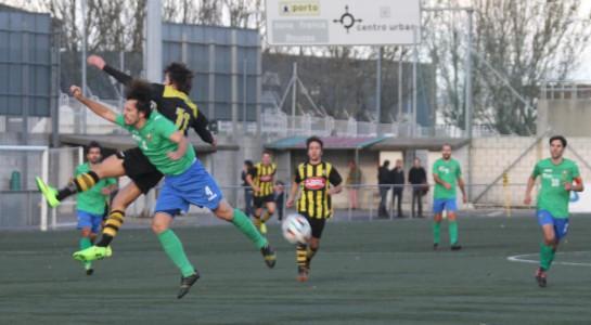Antón Vila es un buen jugador con mucha técnica en sus botas, pero lo cierto que su concurso en este Rápido-Ordenes fue muy pobre.